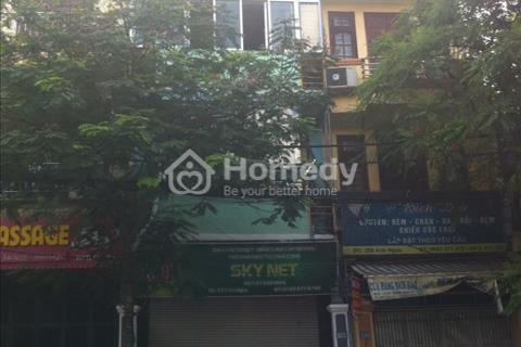 [Cho thuê] Mặt phố Kim Ngưu, 50 m2, mặt tiền 4 m, vỉa hè rộng, làm shop, văn phòng