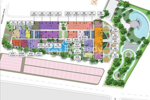 Cần tiền bán gấp căn B10 tầng 16, Moonlight Residence ngay mặt tiền Đặng Văn Bi, quận Thủ Đức