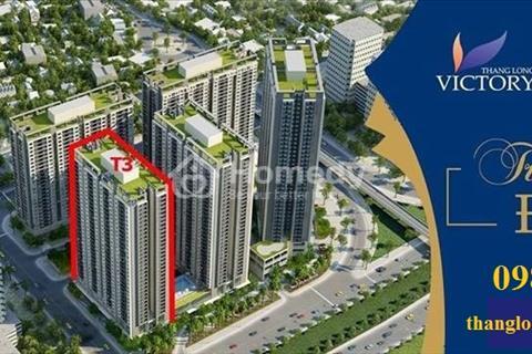 Căn hộ tầng 3 Thăng Long Victory diện tích từ 69 m2 – 128 m2, giá 14,2 triệu/ m2