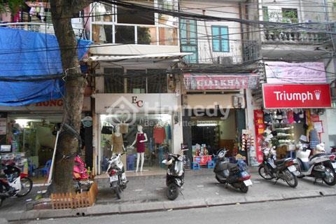 [Cho thuê] Mặt phố Trần Nhân Tông, 15 m2, gần ngã tư buôn bán sầm uất