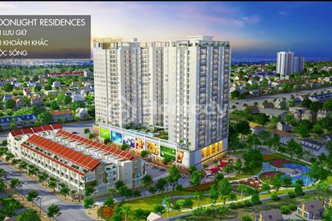 Cần chuyển nhượng lại căn A1 tầng 10 Moonlight Residence, ngay Đặng Văn Bi, quận Thủ Đức