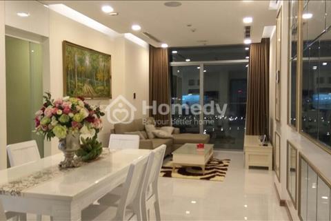 Cho thuê Vinhomes Central Park, toà Park 6, 2 phòng ngủ, full nội thất như hình giá 1.200$ bao hết