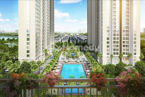 Bán căn hộ giá từ 1 tỷ  chung cư Vinhomes Green Bay, phòng full đồ, view đẹp 32 m2