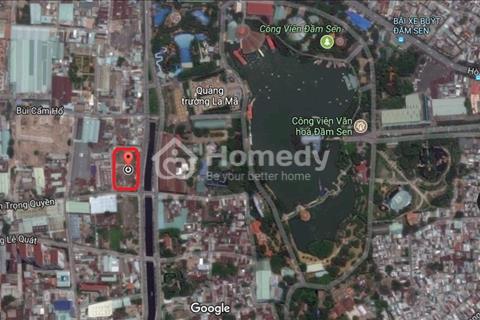 Đất nền 4 mặt tiền Quận Tân Phú duy nhất 34 nền giá chỉ từ 4,5 tỷ