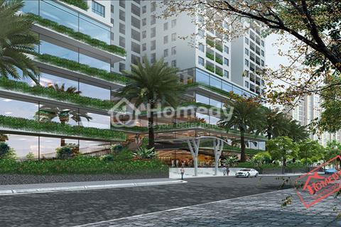 Cho thuê gấp căn 76 m2, căn 1809 chung cư Ecolife Capitol – Nam Từ Liêm, giá 7,5 triệu/ tháng