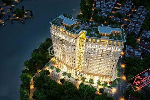 Bán lại căn hộ 2 ngủ 2 WC, 95 m2 CT3 36 Hoàng Cầu, Đống Đa ở luôn, nội thất cơ bản