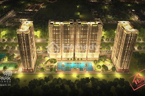 Định cư nươc ngoài cần bán gấp căn hộ 2 ngủ The Park Residence lầu cao view đông nam giá 1,8 tỷ