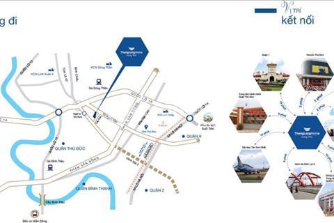 Nhà phố trung tâm quận Thủ Đức, mặt tiền Tô Ngọc Vân, thanh toán dài hạn