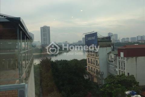 Cho thuê nhà đường Giải Phóng, 100 m2, 8 tầng, thang máy