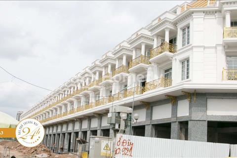 Cho thuê nhà mặt đường Tố Hữu, khu nhà thương mại 24/24 phố đi bộ Vạn Phúc, Hà Đông, Hà Nội,