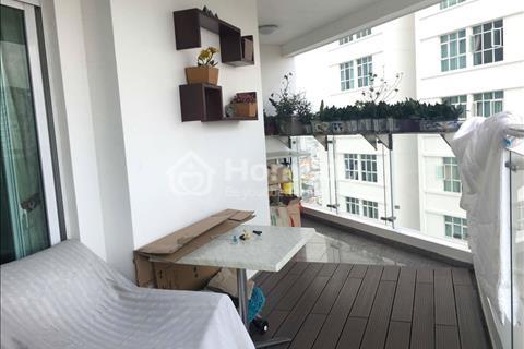Bán căn hộ block B Hoàng Anh Thanh Bình, q. 7, sàn gỗ, lầu cao, view cực đẹp, Gía 3,75 tỷ