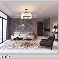 Cho thuê căn hộ Landmark 1 Vinhomes Central Park, căn 4 phòng ngủ, 155m2, tầng cao, view sông đẹp