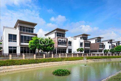 Chúng tôi cần bán gấp căn biệt thự trong khu biệt thự Keppelland - Riviera Cove 388 m2