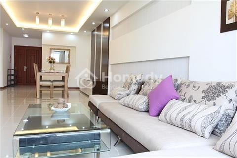 Cho thuê chung cư Hà Đô, ngay sân bay, 2 phòng ngủ, phong cách Châu Âu, 14 triệu/tháng