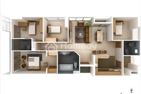 Bán căn hộ 1802 VP2 bán đảo Linh Đàm chính chủ full nội thất HUD