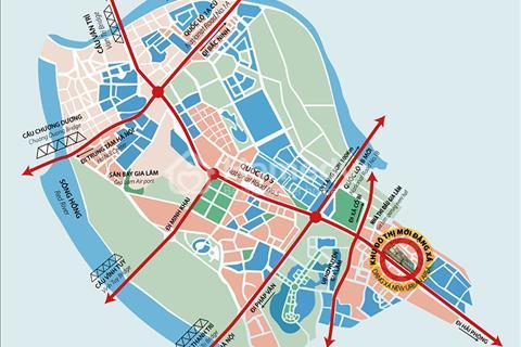 Bán biệt thự đơn lập, song lập, liền kề thuộc khu đô thị Đặng Xá, Gia Lâm