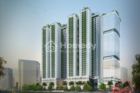 Cho thuê căn hộ Ecolife Capitol, 76 m2, 2 phòng ngủ, giá rẻ