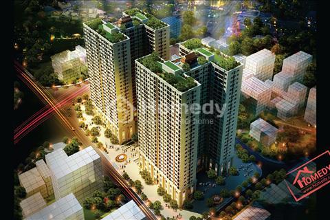 Cho thuê căn hộ Hòa Bình Green City view tuyệt đẹp giá tốt, diện tích 96 m2