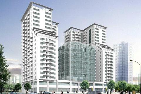 Bán căn hộ cao cấp 165 Thái Hà, full nội thất, 110 m2, 4 tỷ
