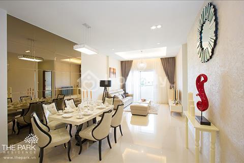 Cho thuê căn hộ cao cấp The Park Residence 74 m2, 2 ngủ 2 wc, nhà mới bàn giao. Giá: 9 triệu/tháng