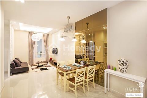 Bán căn hộ cao cấp The Park Residence 74 m2, 2 phòng ngủ 2 wc, nhà mới bàn giao. Giá: 1,85 tỷ