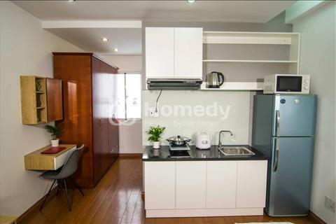 Mới! Cho thuê căn hộ dịch vụ giá rẻ gần chợ Tân Định Quận 1 - 9 triệu/tháng