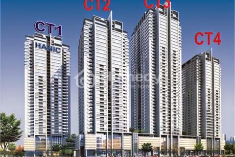 Cho thuê căn hộ chung cư CT1 La Khê (chính chủ)