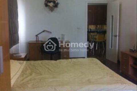 Cho thuê căn hộ 71 Nguyễn Chí Thanh, 130 m2, 2 phòng ngủ, đủ đồ, 17 triệu/tháng