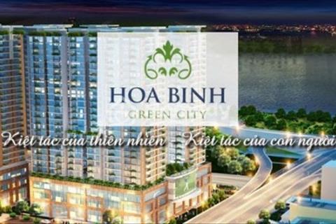 Chớp lấy cơ hội đầu tư dự án Condotel Hoà Bình Green - Đà Nẵng
