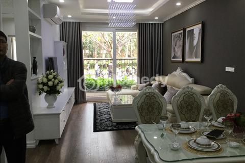 Cần bán nhanh căn hộ 126 m2 căn góc, tầng đẹp dự án Riverside Garden 349 Vũ Tông Phan