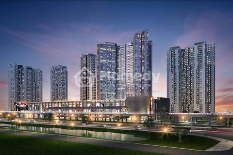 Cần bán căn Masteri, 2 phòng ngủ, view city, giá 2,4 tỷ