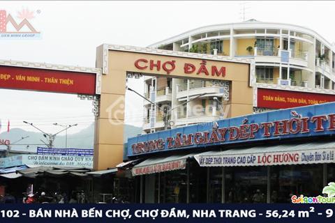 Cần bán gấp nhà 2 mặt tiền kinh doanh - đối diện Chợ Đầm - Nha Trang
