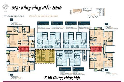Bán gấp skyloft 133 m2 tòa Altaz của Feliz En Vista, view sông Sài Gòn, tầng cao, 6,45 tỷ