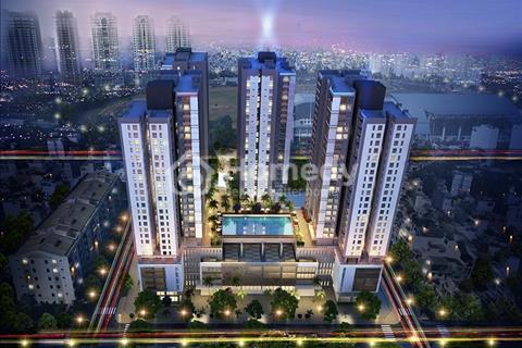 Chỉ 700 triệu sở hữu căn hộ cao cấp trung tâm thành phố, cam kết cho thuê từ 20 triệu mỗi tháng.