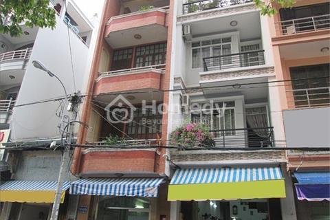 Nhà 5 lầu đang cho thuê đường Chu Văn An, Bình Thạnh
