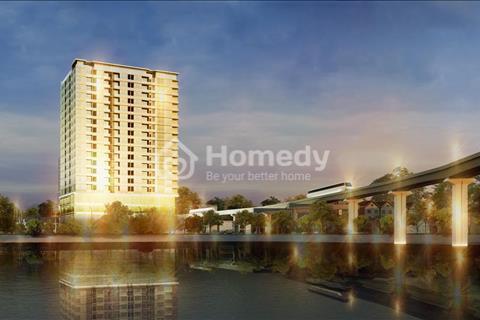 Bán căn góc view Hồ Hoàng Cầu, dự án Hoàng Cầu Skyline. Giá 51 triệu/m2