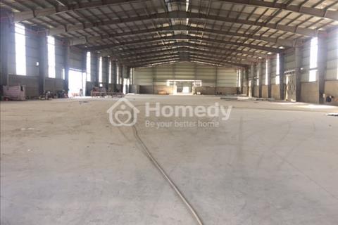 Cho thuê kho xưởng diện tích 4.000 m2 Mỹ Hào, Hưng Yên