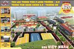 Vị trí huyết mạch là một trong những lợi thế mạnh tại dự án Võ Văn Hát, cùng với quỹ đất khu vực phía Đông Hồ Chí Minh đang dần được quy hoạch, cơ sở hạ tầng đồng bộ, sự ra mắt dự án vào thời điểm hiện tại càng hút khách và đúng thời.
