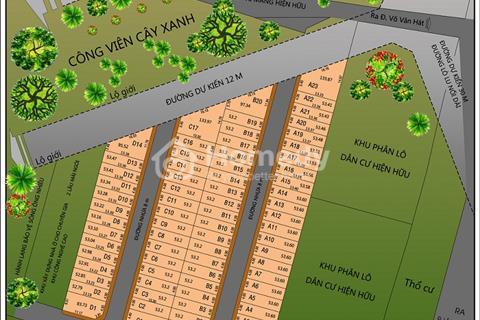 Khu dân cư đường Võ Văn Hát