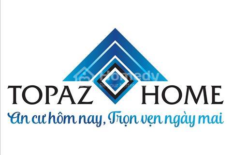 Khu căn hộ Topaz Home