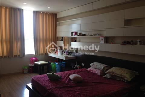 Cần bán căn hộ chung cư Chợ Mơ, Bạch Mai, 95m2, 2 phòng ngủ, đủ nội thất, 28 triệu/m2