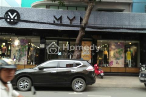 Mặt bằng góc 2 mặt tiền đường Võ Văn Tần, Phường 6, Quận 3