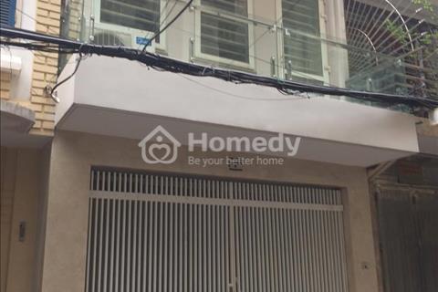 Cho thuê nhà 52 m2, 4 tầng ngõ Nguyễn Thị Định làm văn phòng, nhà ở