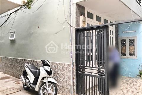 Bán gấp nhà phố 1 lầu hẻm 373 Trần Xuân Soạn, Tân Kiểng, Quận 7. Giá 1,98 tỷ, 60 m2