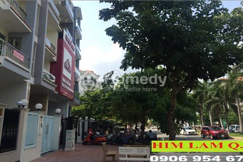 Cho thuê nhà quận 7 khu dân cư Him Lam Kênh Tẻ. Diện tích 100 m2, giá 35 triệu/ tháng