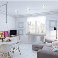 Bán căn hộ cao cấp Galaxy 9 Quận 4, 1 phòng ngủ, 1wc, full nội thất, view Bitexco, giá 2,45 tỷ