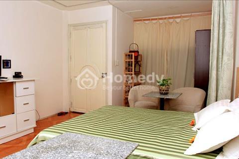 Cho thuê căn hộ dịch vụ cao cấp 18A Nguyễn Thị Minh Khai, Quận 1