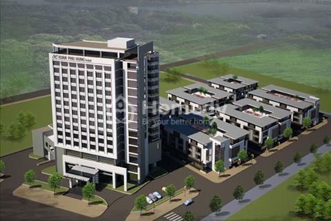 Khu phức hợp Khách sạn và Trung tâm thương mại Xuân Phú Hưng