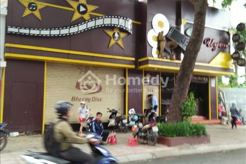 Mặt bằng mặt tiền cho thuê Nguyễn Thị Minh Khai, Phường Đa Kao, Quận 1