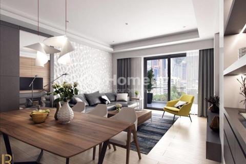Cho thuê căn hộ 2 phòng ngủ, 1 phòng khách và 2 wc Vinhomes Central Park. Giá 700 usd